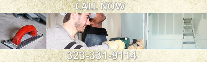 Drywall Repair Montebello